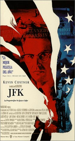 9786302420456: Jfk [VHS]