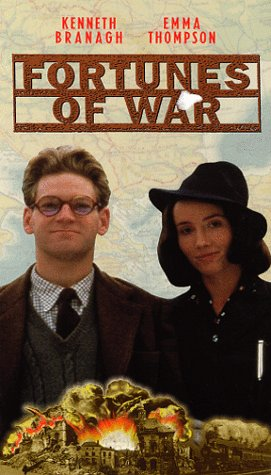 9786302430769: Fortunes of War [VHS]