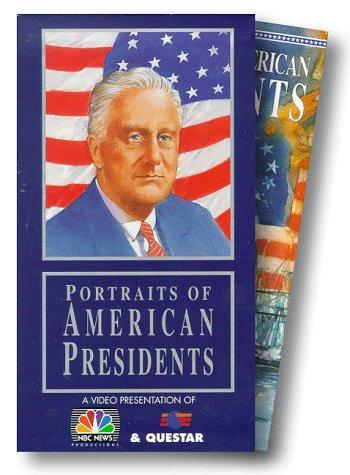 9786302431759: Portraits of American Presidents - Box Set [VHS]