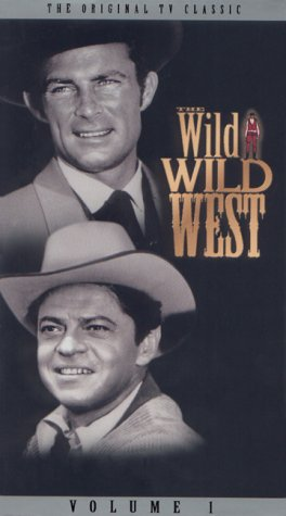 9786302443196: Wild, Wild West (Vol. 1: 'The Night of the Inferno') [VHS]