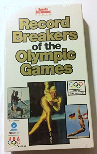 9786302447484: Record Breakers of the Olympic Games [VHS]