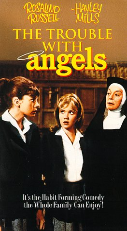 9786302447705: Trouble With Angels [VHS]