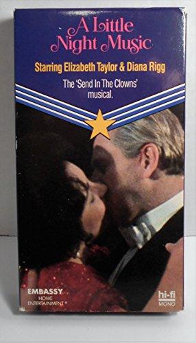 9786302451870: A Little Night Music [VHS]