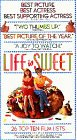9786302451931: Life Is Sweet [VHS]