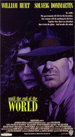 9786302453263: Until the End of the World [USA] [VHS]