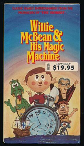 9786302457377: Willie Mcbean & His Magic Machine [VHS]