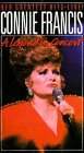 9786302457742: Connie Francis, A Legend in Concert [VHS]