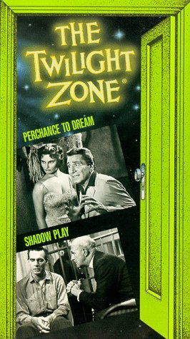 9786302468571: The Twilight Zone: Perchance To Dream/ Shadow [VHS]