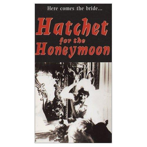 9786302469035: Hatchet for the Honeymoon [VHS]