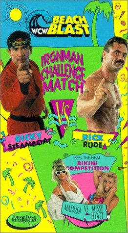 9786302481723: WCW Beach Blast [VHS]