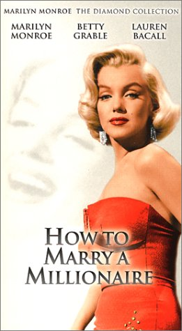 9786302484397: How to Marry a Millionaire [USA] [VHS]