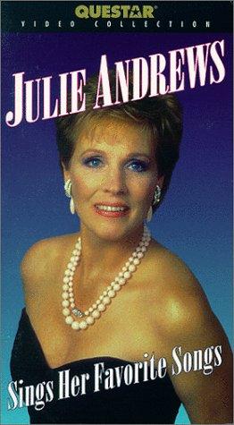 9786302494891: Julie Andrews Sings Her Favorite Songs [VHS]