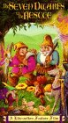 9786302499445: I Sette Nani alla Riscossa (The Seven Dwarfs to the Rescue) [VHS]