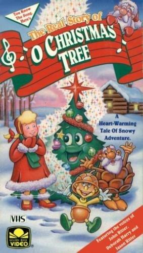 9786302499704: Real Story of O Christmas Tree [VHS]