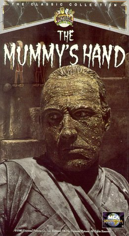 9786302525427: The Mummy's Hand [VHS]