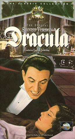 9786302526059: Dracula (Spanish Language) [VHS]
