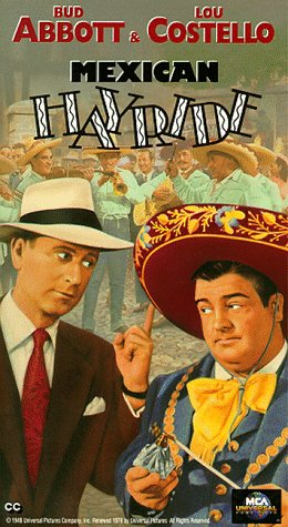 9786302526066: Mexican Hayride [VHS]