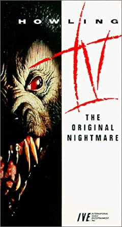 9786302529555: Howling 4 [VHS]