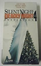 9786302529609: Silent Night Deadly Night 4 [VHS]