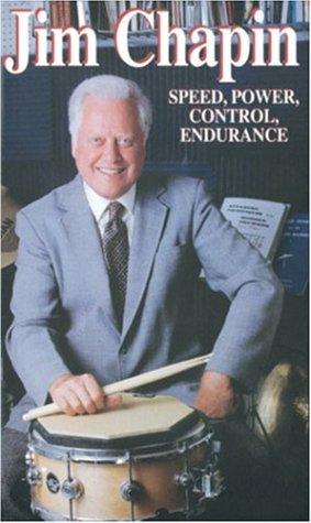 9786302531718: Jim Chapin Speed Power Control Endurance [VHS]