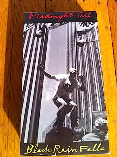 9786302538052: Black Rain Falls [VHS]