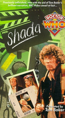 9786302541755: Doctor Who: Shada [VHS]