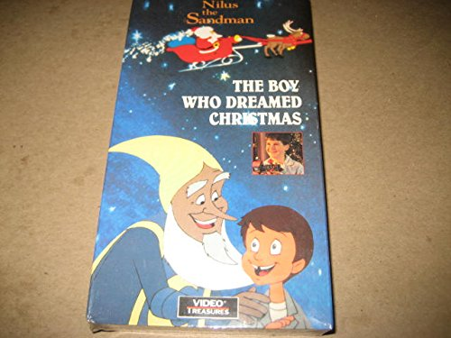 9786302550276: The Boy Who Dreamed Christmas [VHS]
