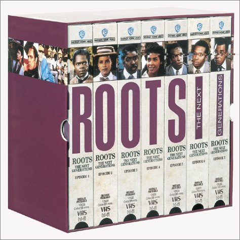 9786302571240: Roots - The Next Generations [VHS]