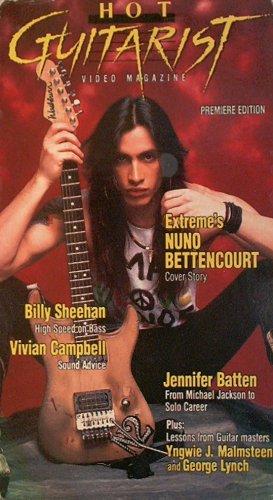 9786302586138: Hot Guitarist Magazine Vol 01 [VHS]