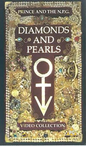 9786302586145: Diamonds and Pearls (Prince and The N.P.G Video Collection) [VHS]