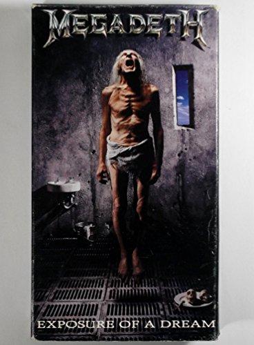9786302590814: Megadeth - Exposure Of A Dream [VHS]