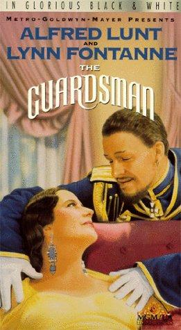 9786302593266: The Guardsman (1931) [VHS]