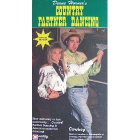 9786302595895: Country Partner Dancing [VHS]