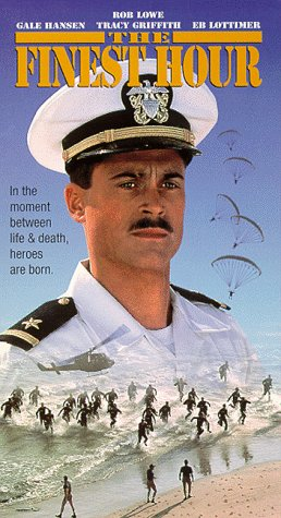9786302597707: The Finest Hour [VHS]