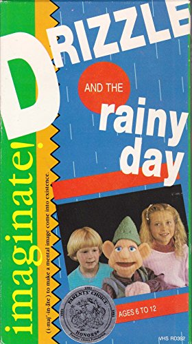 9786302606140: Drizzle and the Rainy Day [VHS]