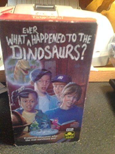 9786302637632: Whatever Happened to the Dinosaurs [VHS]