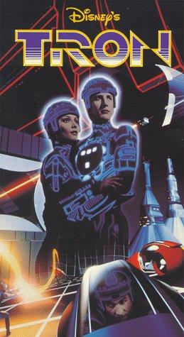 9786302642179: Tron [VHS]