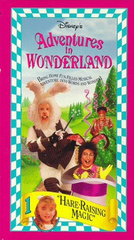 9786302642322: Disney's Adventures in Wonderland, Vol. 1 - Hare-Raising Magic [VHS]