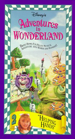 9786302642339: Disney's Adventures in Wonderland - Helping Hands [VHS]