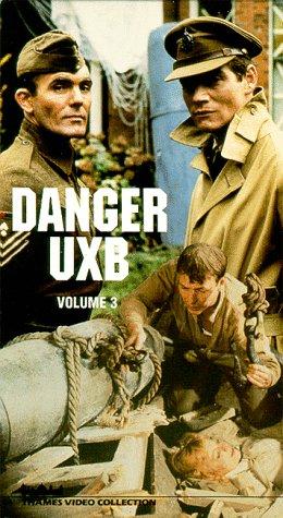 9786302648621: Danger UXB (Volume 3) [VHS]