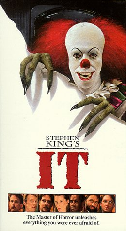 9786302649949: Stephen King's It [VHS]