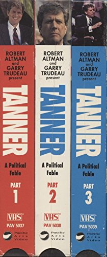 9786302653106: Tanner [VHS]