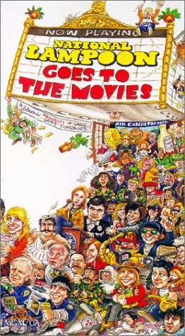 9786302658675: National Lampoon Goes to the Movies [VHS]