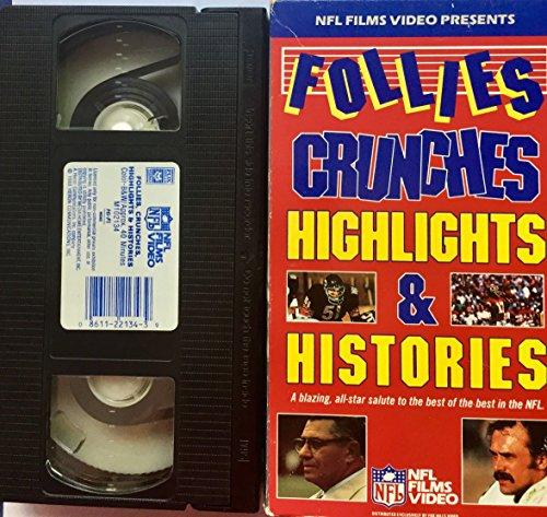 9786302660821: Follies Crunches Highlights & Histories [VHS]