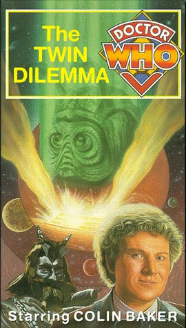 9786302665178: Doctor Who: Twin Dilemma [VHS]