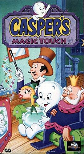 9786302676594: Caspers Magic Touch [VHS]