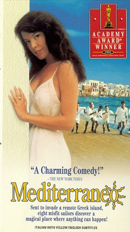 9786302676723: Mediterraneo [USA] [VHS]