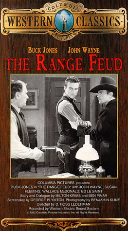 9786302682212: Range Feud [VHS]