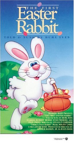 9786302682649: The First Easter Rabbit [USA] [VHS]