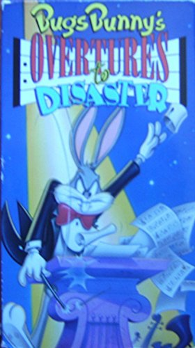 9786302682670: Bugs Bunny's Overtures to Disaster / Animated [VHS]